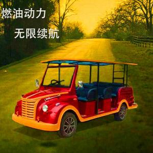 14 lugares turísticos de carros antigos eléctrico clássico Dsy-Ec14-Zhc