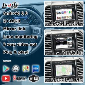 Système de navigation GPS Lsailt Android pour Ford Sync Expidition 3 Système de Sony Waze Yandex lien miroir
