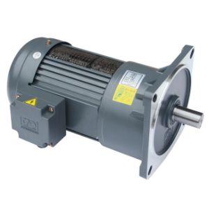 100W 수직 알루미늄 또는 강철 플레이트 AC 기어 모터
