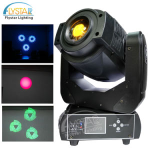 ヘッド専門ショーライトを移動する90W LEDの点のGobos