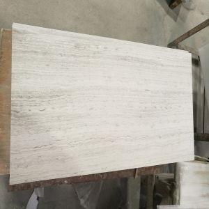 De witte/Grijze/Zwarte/Houten Marmeren Tegel van Athene (YY - MT003)
