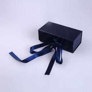 بالجملة [هيغقوليتي] صلبة ورقيّة ورق مقوّى ظلام - زرقاء لباس [جفت بوإكس] يعبّئ صناديق