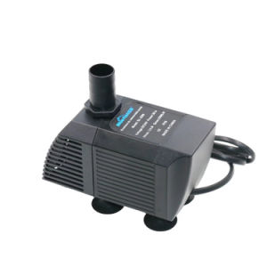 Acuario de 24V DC sin escobillas de Micro Depósito Automático de bombas de agua para piscina SPA Circulación de agua