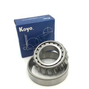 A NBC Koyo Timken 4 linhas de unidades de flange do rolamento de roletes cónicos para o Cubo da Roda DIN 720 75mm 3021030209 32210 30212 30208 24780 30204 30X48 32005JR