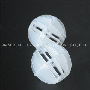 Polyhedral Holle Toren die van de Behandeling van het Water van de Bal Plastic Bal inpakken