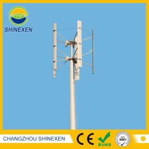 500W 12V/24V генератор с приводом от вертикального ветра