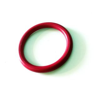 O anel de borracha de silicone resistente a altas temperaturas