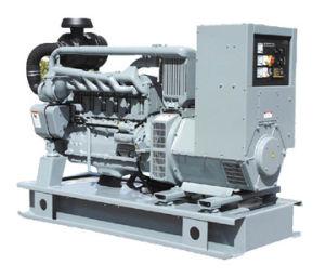 Автоматической системой водяного охлаждения Deutz дизельный генератор 75квт 60квт