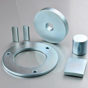 SGS RoHSの証明の風発電機のNdFeBの常置ネオジムか磁石