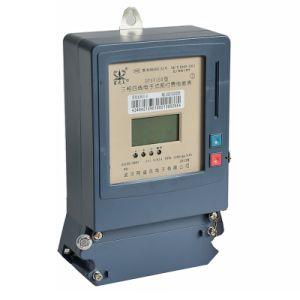 Для защиты от краж IC/RF карт предоплаты по электромагнитной совместимости/предоплата энергии дозатора
