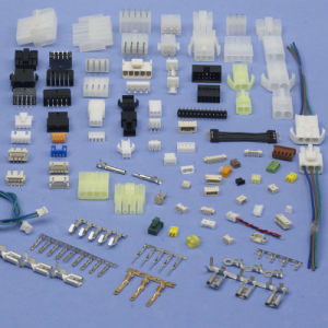 AMP 1-1452050-1電気自動車PA66 3 Pinの防水コネクター