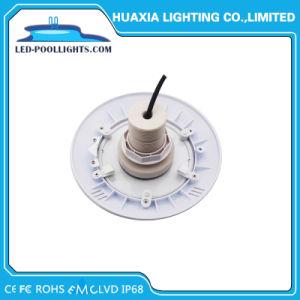 LED de isolados de resina 30W montado na parede Underswater Luz Piscina