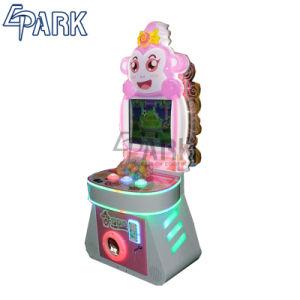 Juego de la cápsula de sudor de la máquina de monedas de Mono Cápsula Máquina de juguete para niños