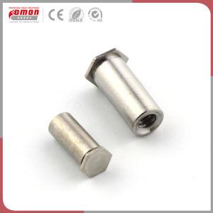 El Espaciador de Aluminio Metal Accesorios de fijación de acero inoxidable