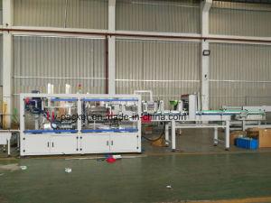V-Pak-automatischer Karton-Verpackmaschine für Wasser-und Saft-Verpackung