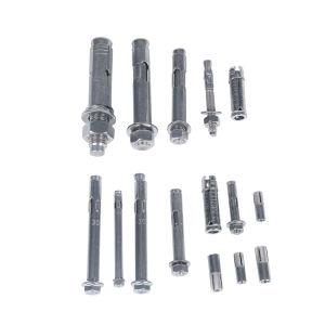 Eslabones de acero inoxidable 304/316 Perno de anclaje de expansión