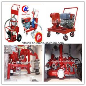 Pompes pour camion de pompiers de la pompe incendie