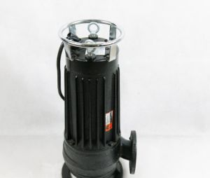 Wqk/Correia Qg da bomba de esgoto do dispositivo de corte