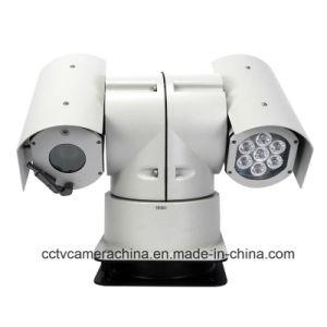 20X de Camera van IRL PTZ van het Netwerk van de 2.0MP 100m Politiewagen HD
