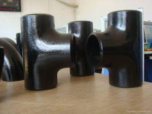 Het Koolstofstaal Seamless&#160 van de Prijs van de fabriek; Straight T-stuk
