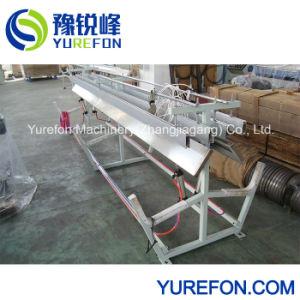 16-32mm UPVC Tubo conduit PVC doble línea de extrusión