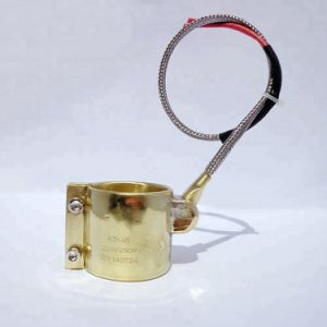 産業黄銅によって密封されるノズルのヒーター