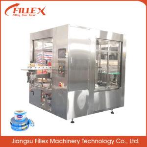 6000bph-10000bph OPP a cola quente derrete Labeling Vaso da máquina máquinas de rotulação