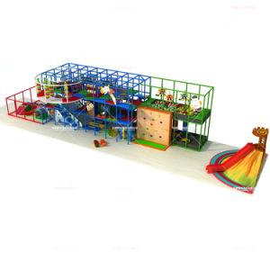 Высокое качество оптовой Custom дешевые парк приключений игровая площадка в помещении дизайн