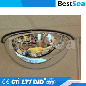 De convexe Verkeersveiligheid van Spiegels Weerspiegelt Binnen en Openlucht met inbegrip van installeert Toebehoren