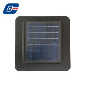 15W9em aço inoxidável, Ventilador de Teto Solar