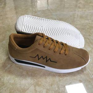 Peso ligero y transpirable de malla de hombre deporte zapatos deportivos zapatos casual