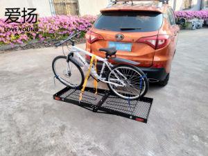 最新のデザイン多機能の連結器の台紙の荷物の貨物キャリアのバスケットラック