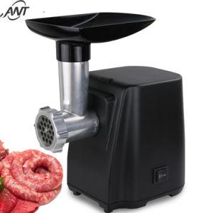 Boîtier en plastique ABS noir de la viande meuleuse électrique