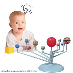Niños Enseñanza Planetas Educativos En Nueve La Regalo Ciencia De Bricolaje Juguetes Sistema Solar Del Los cjSAL54Rq3