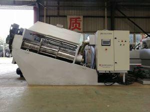 Hot Sale Volute Type à vis de l'équipement de déshydratation des boues dans la VDP
