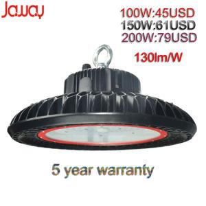 LED de alta potencia 100W/150W/200W/240W/300W LED de almacén iluminación industrial LED de alta de la luz de la Bahía de OVNI