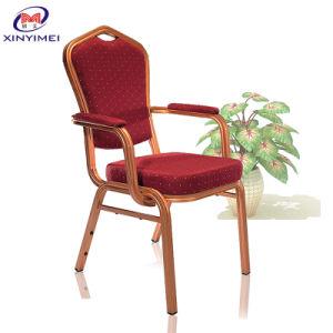 Hotel Fuerte y duradero de mobiliario para banquetes Silla (XYM reposabrazos-H128)