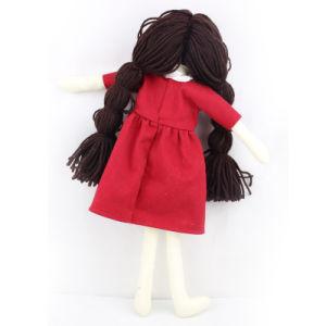 giocattolo sveglio della peluche della bambola della ragazza di 20cm