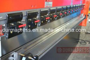 China Durmapress Wc67K 160t 3200 CNC prensa de doblado con DA41S