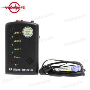 De Detector van het Signaal van de radiofrequentie, de Detector van de Detector van het Signaal van de Zak rf voor GSM Telefoon, Slimme Telefoon, wi-FI, Draadloze Insect Verborgen Microfoon