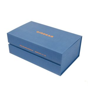 도매 자석 선물 상자 판지 상자를 접히는 향상된 사치품 OEM 관례