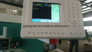 Normale flache Maschine der Stickerei-Hye-FL920/330*500*750 mit Selbstscherblock