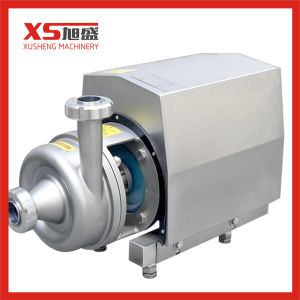 Stainless Steel Food Grade Sanitary Hygienic Milk Centrifugal Pump