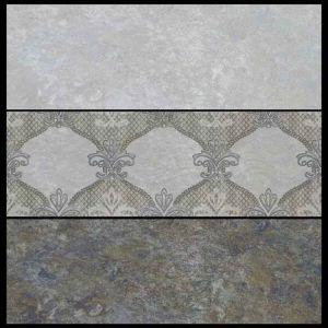 De ceramische Verglaasde Tegel van de Muur van Inkjet