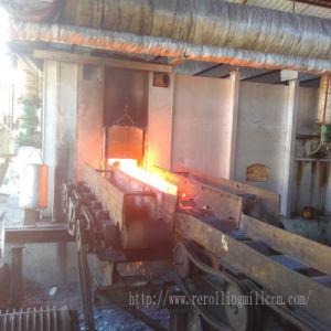 鋼鉄に溶けることのための炉を再び熱する電気誘導