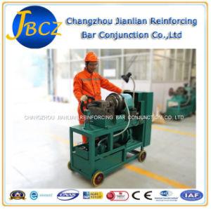 Macchina elaborante del tondo per cemento armato del filetto automaticamente meccanico di parallelo