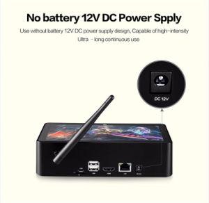 Pipo X8 Mini-PC-intelligenter Fernsehapparat-Kasten