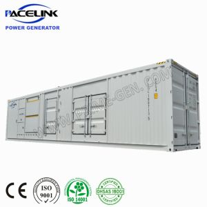 1250kVA Cummins Powered Super Silent Containerized Diesel Generator Set