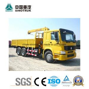 普及したモデルまっすぐな25トンのアームによってトラック取付けられるクレーン