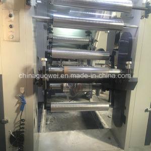 Motor de tres películas de rotograbado de 8 colores de la máquina de impresión